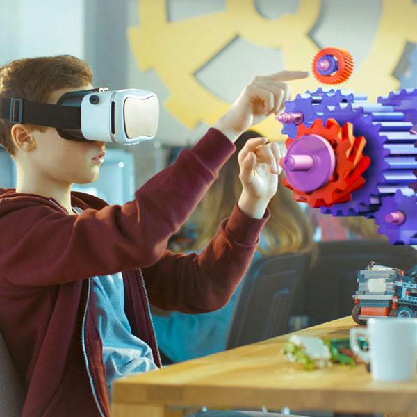 A scuola con il 3D: sviluppare l'intelligenza spaziale – di Giuliana Finco