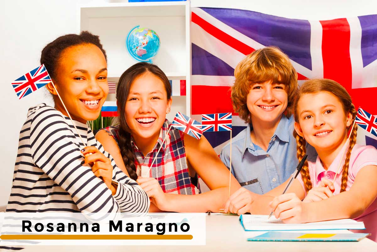 TEACHING ENGLISH IS FUN! – PER SOCI – di Rosanna Maragno