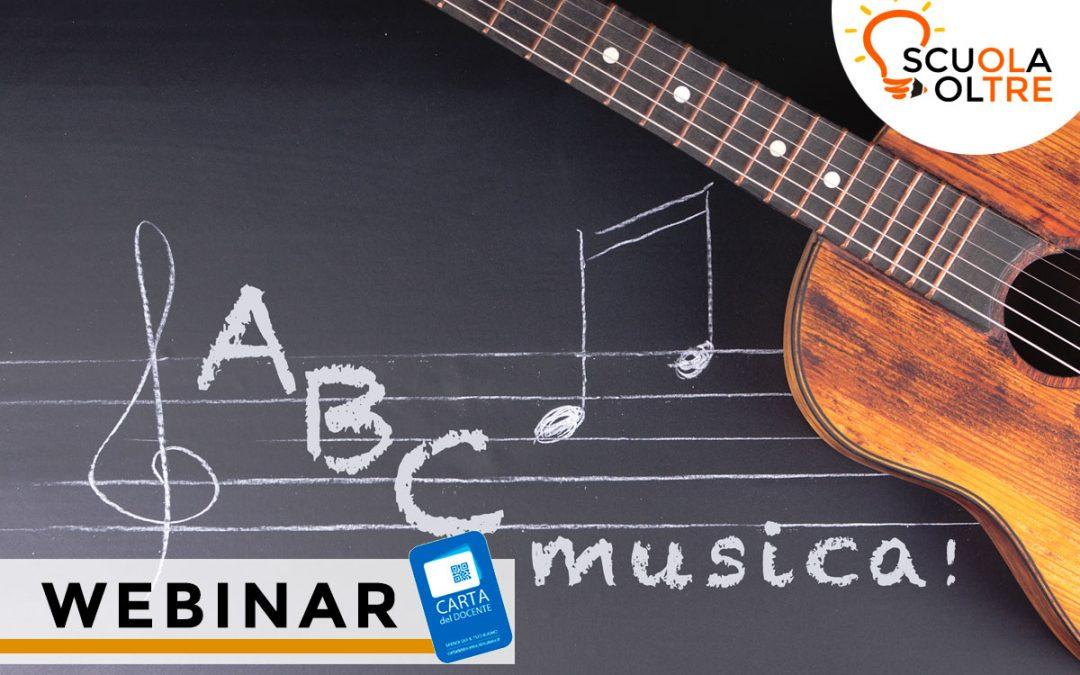ABC Musica! (livello base)- di Gabriella Perugini