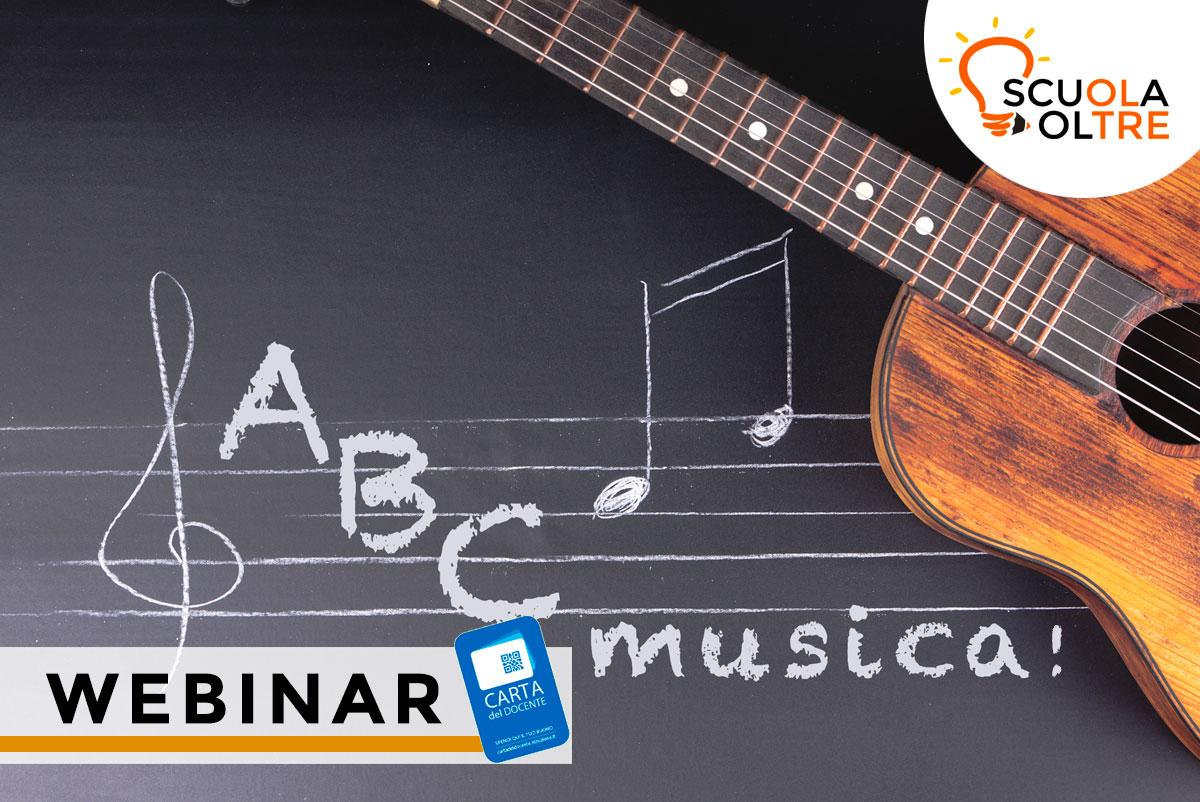 ABC Musica! (livello base)- di Gabriella Perugini Per Soci