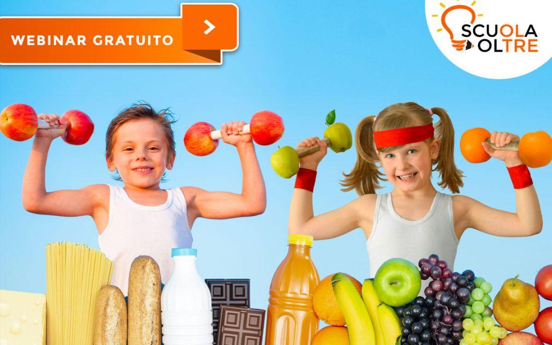 L'educazione alimentare attraverso il gioco