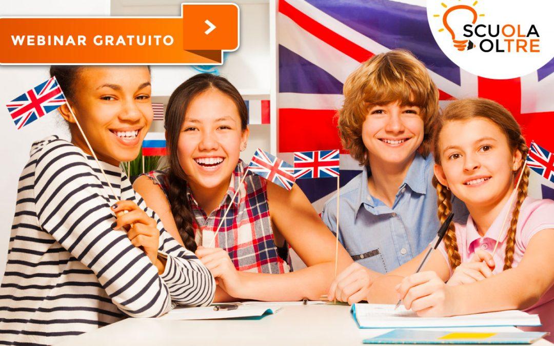 Teaching English is fun!