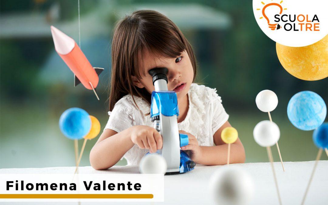 L'educazione cosmica. Il metodo Montessori e il metodo tradizionale.